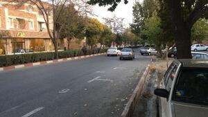 خیابان سنندج