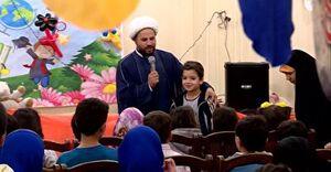 فیلم/ مسجدی با خدمات ویژه برای کودکان