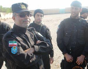 شهادت یکی از کارکنان یگان ویژه خوزستان در درگیری با اشرار