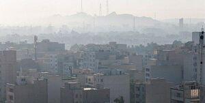 آلودگی هوا دوباره مهمان تهرانیها شد