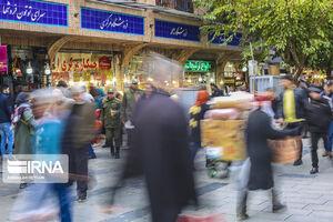 عکس/ حال و هوای امروز بازار تهران