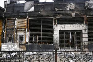 عکس/ تخریب اموال عمومی در شیراز