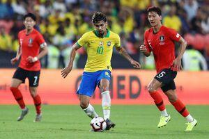 فیلم/ خلاصه دیدار برزیل ۳-۰ کرهجنوبی