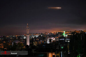 راز حملات بامداد امروز رژیم صهیونیستی به سوریه