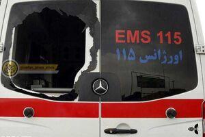 میزان خسارت به شبکه اورژانس کشور در ناآرامیهای اخیر