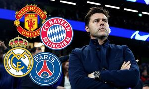 پوچتینو گزینه ۴ غول فوتبال اروپا