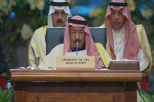 توهمزدن ملک سلمان درباره حمله به آرامکو