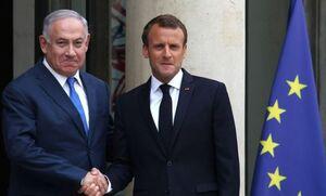 ماکرون: دنبال درگیری نظامی در خاورمیانه نیستیم