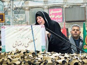 بدرقه باشکوه ملارد برای «شهید مهندس رضایی» +عکس
