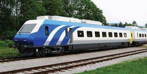 3 کشته در برخورد پراید با قطار تهران -قزوین