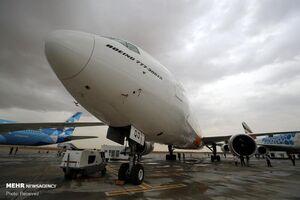 عکس/ نمایشگاه صنایع هوایی در دُبی