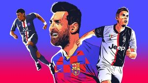 ESPN برترینهای فوتبال جهان را انتخاب کرد