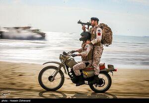 حضور فرمانده نیروی دریایی ارتش در بندرعباس