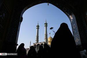 عکس/ جشن سالروز ورود حضرت معصومه(س) به قم