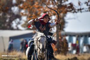 عکس/ مسابقات جهانی هنرهای رزمی سواره ۲۰۱۹