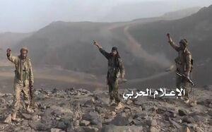 دفع حملات سنگین ائتلاف سعودی در بیش از ۶ جبهه یمن