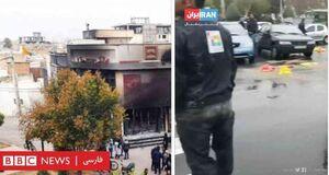 شکایت ایران از رسانههای آشوبگر