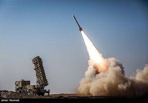 تصاویری زیبا از لحظه شلیک موشک بومی صیاد 3