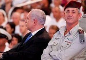 اولین پس لرزه متهم شدن نتانیاهو به فساد / کاهش مقبولیت نتانیاهو و افزایش شانس گانتس