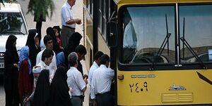 افزایش تعداد مسافران اتوبوس با تغییر قیمت بنزین