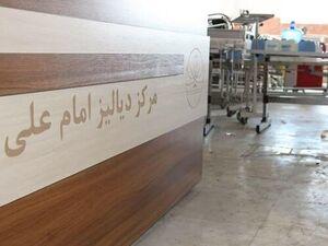 اشراری که به تنها درمانگاه دیالیز شهر قدس رحم نکردند +عکس