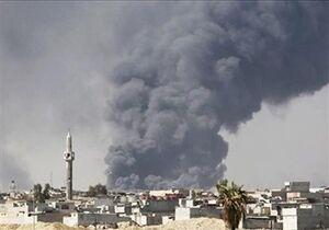 حملات خمپارهای ائتلاف سعودی به الحدیده