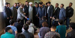 ملاقات در زندان فشافویه/ بازداشتی ها به دادستان کل کشور چه گفتند