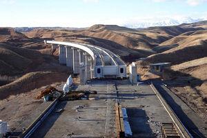 افتتاح راهآهن میانه-بستان آباد؛ فردا با حضور رئیسجمهور