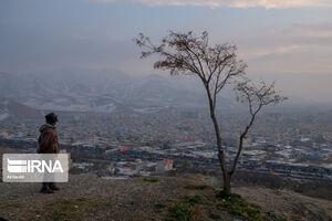 عکس/ آلودگی هوا در اراک
