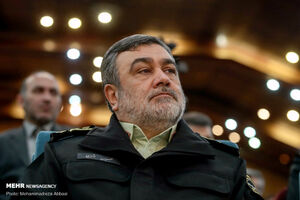 سردار اشتری: کسانی که در صحنه عملیات نبودند، منتقد ناجا هستند