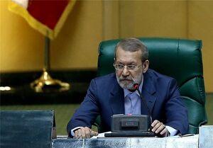 لاریجانی: نرخ کرایه تاکسی باید به صورت معقول تغییر کند