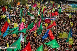 واکنش یونایتدپرس به حضور هزاران تهرانی در خیابان