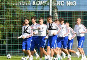 تیم ملی روسیه در یکقدمی حذف از یورو۲۰۲۰