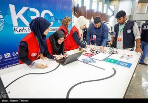 نخستین دوره مسابقات بین المللی رباتیک دانش آموزی