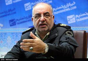 بازداشت ۶ عامل اصلی اغتشاشات در اتوبان تهران ـ ساوه