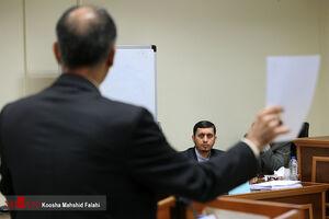دادگاه اتهمات علی دیواندری و سایر متهمان