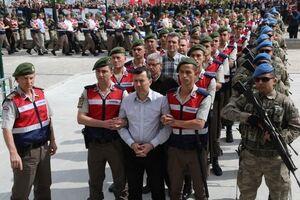 دستور بازداشت ۱۶۸ نظامی و غیرنظامی به اتهام ارتباط با گولن