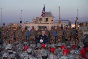 واکاوی زوایای خطرناک سفر «مایک پنس» به عراق