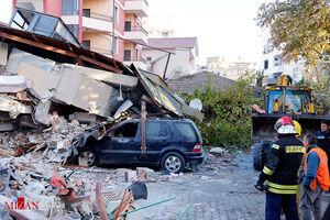 عکس/ زمینلرزه شدید در آلبانی