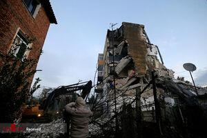 تلفات زمینلرزه آلبانی به 40 تن رسید