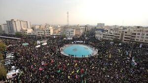 راهپیمایی مردم ایران و سکوت خبری رسانههای غربی