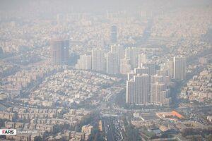 گرانی بنزین هم حریف آلودگی هوا نشد