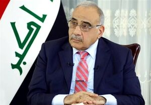 عبدالمهدی: آنچه در عراق جریان دارد یک فتنه بزرگ است/ نمیتوانیم دست بسته بمانیم