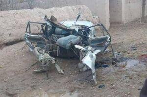 انفجار مین در افغانستان جان ۱۵ زن و کودک را گرفت
