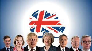 حزب محافظه کار انگلیس بوریس جانسون