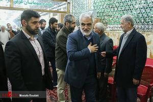 عکس/ مراسم بزرگداشت شهید مجید شهریاری