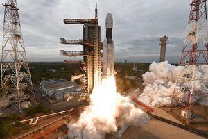 ناکامی هندیها در پرتاب سفینه اکتشافی Vikram