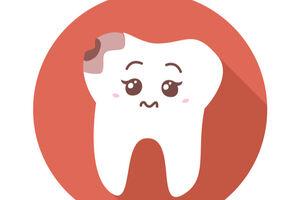علت پوسیدگی دندان از داخل چیست؟ +علائم