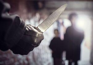 چاقوکشی بر روی پل معروف لندن +فیلم
