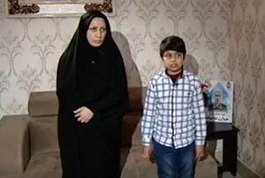 فیلم/ بدون تعارف با خانواده شهید مدافع امنیت سروان رضا صیادی